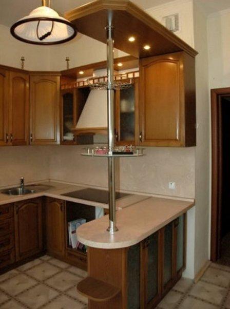 Барные стойки для кухни своими руками из гипсокартона
