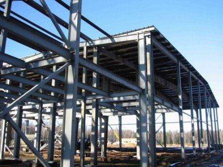 Строительство из металлоконструкций: виды зданий