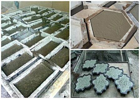 Диспергатор - материал для придания бетону подвижности