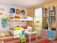 Оформление детской комнаты - общие рекомендации