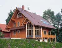 Cтроительство деревянных домов набирает популярность
