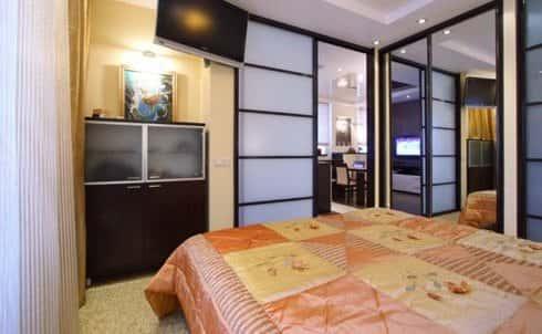 Дизайн маленькой спальни - 32 фото