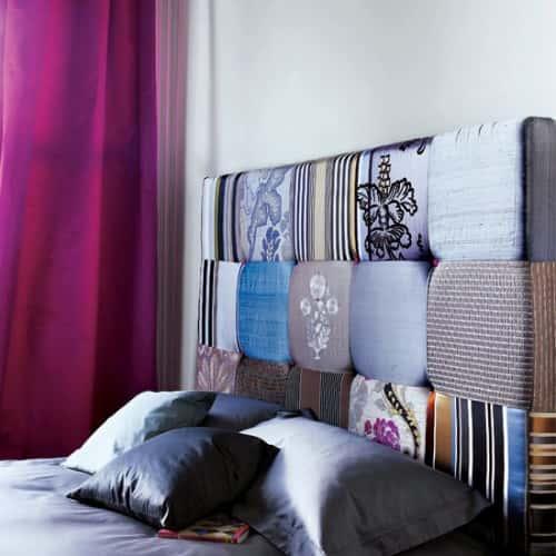 37 идей оформления изголовья кровати (фото)