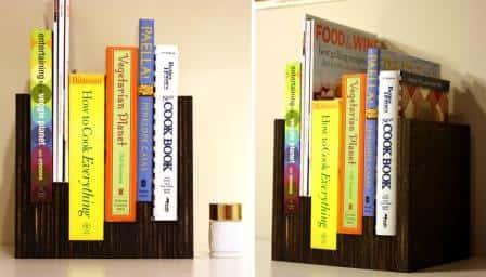 Книжная полочка своими руками - мастер-класс