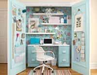 Домашний офис - обустраиваем мини-кабинет (фото)
