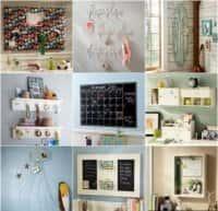Как оформить красиво стены - новые оригинальные идеи (фото)