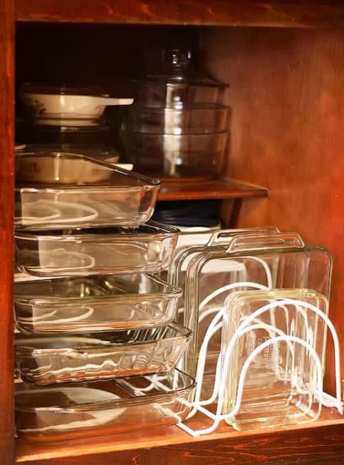 Хранение на кухне - расставляем кухонную утварь по местам