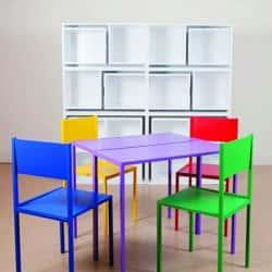 Функциональная мебель для дома - умный книжный шкаф