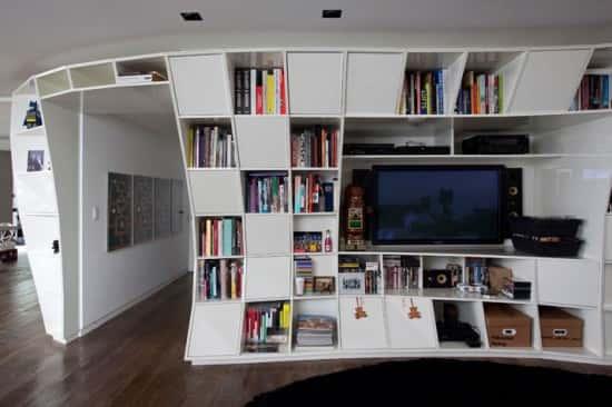 Примеры необычных проектов квартир