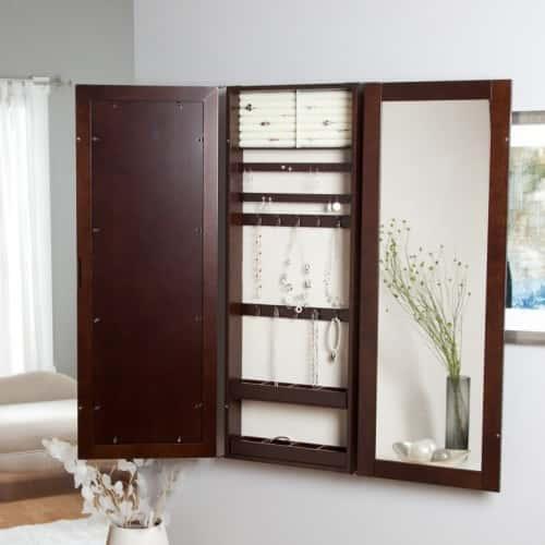 Шкаф для украшений - оригинальная дизайнерская идея