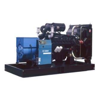Дизельные генераторы мощностью 320 кВт
