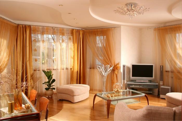 Красивые и современные домашние интерьеры: несколько штрихов