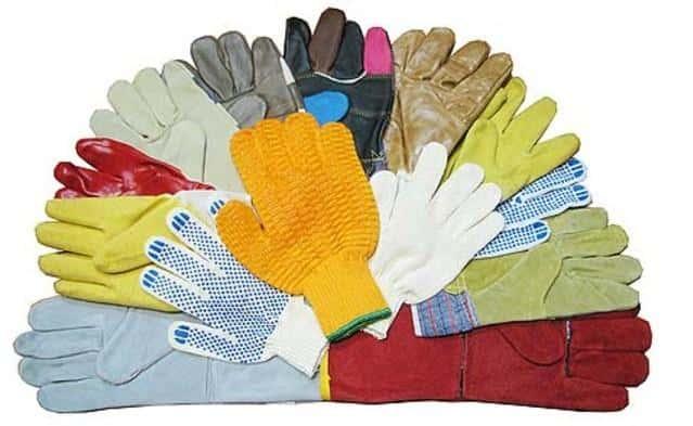 Чем необходимо руководствоваться при выборе рабочих перчаток?