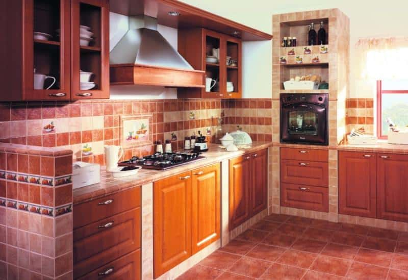 Выбираем «правильную» плитку для кухни