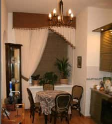 Какие шторы выбрать на кухню?