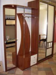 Увеличиваем пространство прихожей за счет правильно подобранной мебели