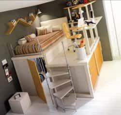Малогабаритная мебель для небольших квартир