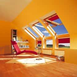 Мансардные и карнизные окна в вашем доме