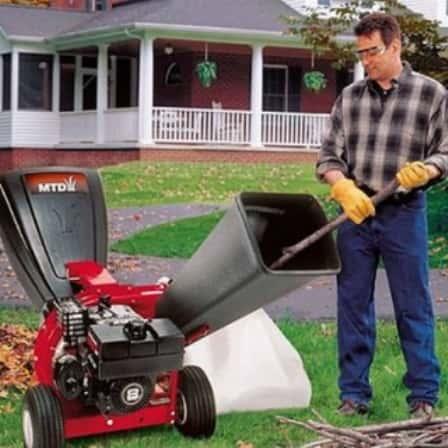 Как выбрать садовый измельчитель (чиппер)?