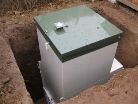 Септик Топас – автономная канализация дома