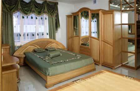 Удобная мебель для спальни - приятный и здоровый сон.