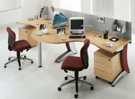 Мебель для офиса: покупка в интернет-магазине