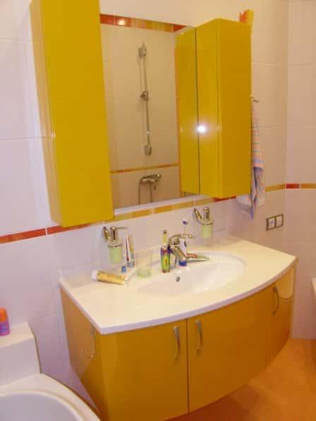 Качественная и элегантная мебель для ванной