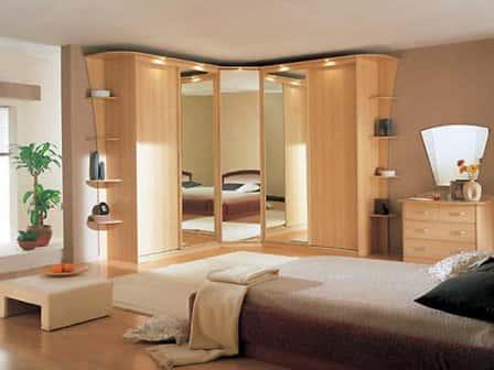 Элементы меблировки для спальни