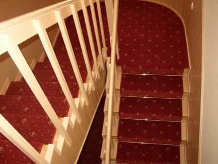 Покрытия для лестничных ступеней