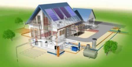 Монтаж внешней канализации загородного дома