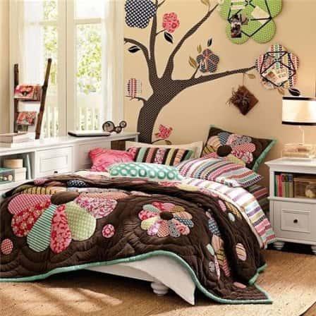 Интересные идеи для спальни - фото