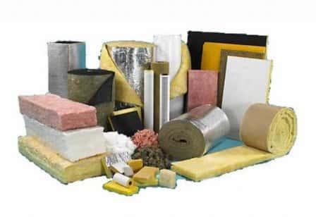Разнообразие изоляционных материалов