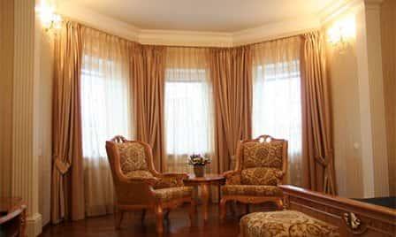 Выбор стилевого решения для оформления окон и комнаты