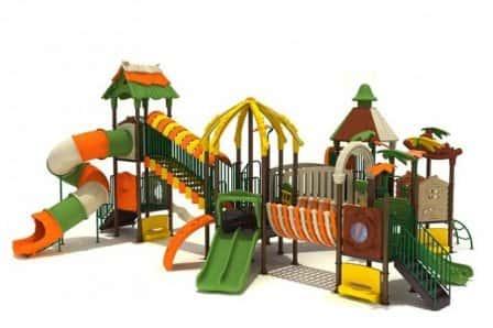 Тематические детские площадки