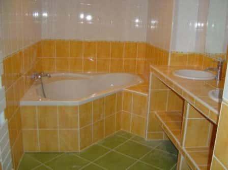 Стили в интерьере кухни, ванной комнаты и туалета