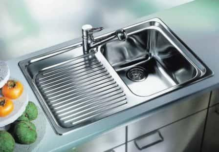 Установка и ремонт раковин и кухонных моек