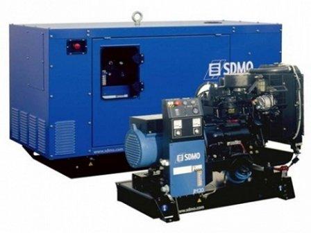 Дизельный генератор как альтернативный источник энергии