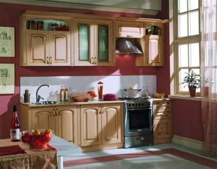 Кухонная мебель для дачи. Особенности выбора