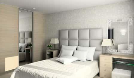Комфортабельная мебель для спальни + фото