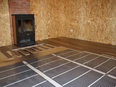 Пленочный инфракрасный теплый пол – комфорт и уют в вашем доме