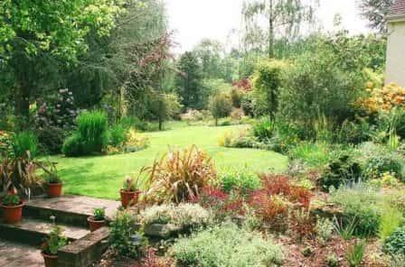Ландшафтный дизайн дачного и садового участка – выбор стиля