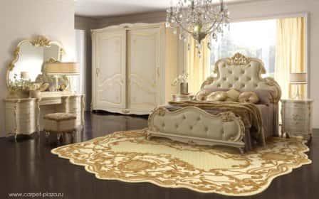 Дизайнерские ковры студии Carpet Plaza