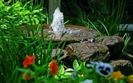 Строительство фонтанов – как из воды рождается красота
