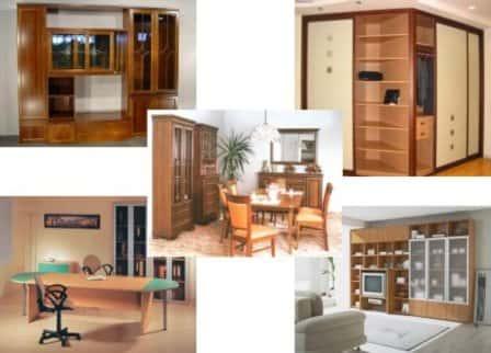Корпусная мебель и ее особенности