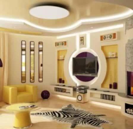 Гостиная - советы по дизайну