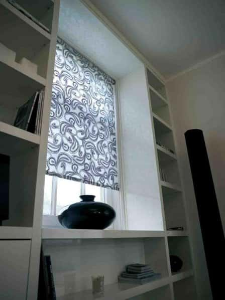 Как выбрать ткань для рулонных штор?