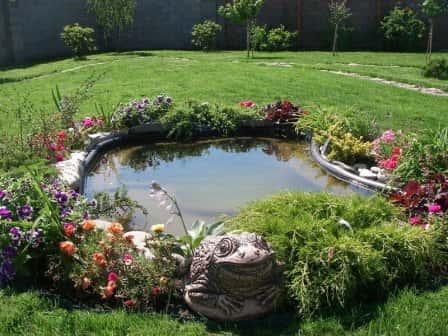 Как создать свой неповторимый водоем с помощью пленки для пруда?