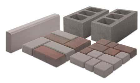 Изготовление тротуарной плитки и керамзитобетонных блоков - делаем грамотны ...