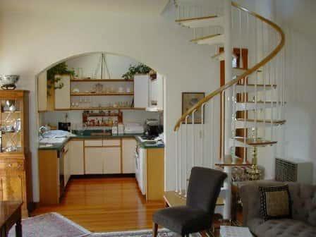 Винтовая лестница в вашем доме