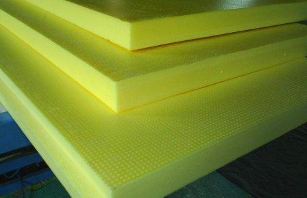 Экструдированный пенополистирол – современный теплоизоляционный материал
